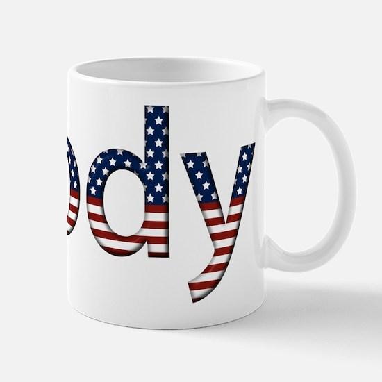 Brody Stars and Stripes Mug