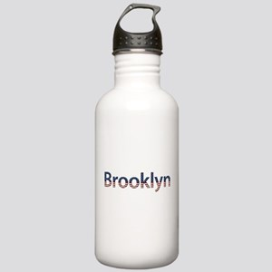 Brooklyn Stars and Stripes Stainless Water Bottle