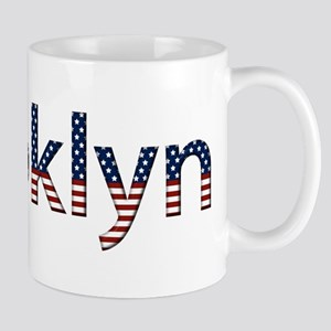 Brooklyn Stars and Stripes Mug