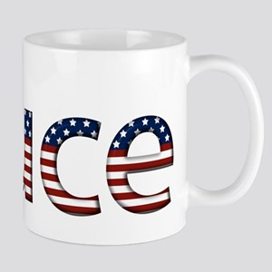 Bruce Stars and Stripes Mug