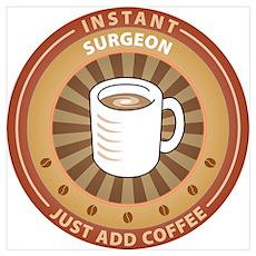 Instant Surgeon Poster