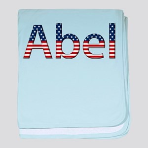 Abel Stars and Stripes baby blanket