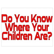 Do You Know Poster