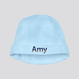 Amy Stars and Stripes baby hat