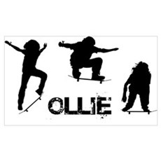 Ollie Poster