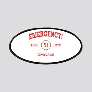 EMERGENCY! Squad 51 Vintage Patches