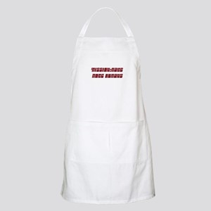 Mission: Make more babies. BBQ Apron