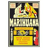 Anti marijuana Posters