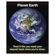 Deposit Poster