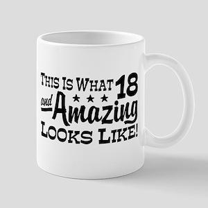 Funny 18th Birthday Mug