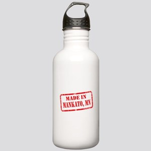MANKATO, MN Stainless Water Bottle 1.0L