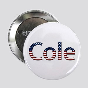 Cole Stars and Stripes Button