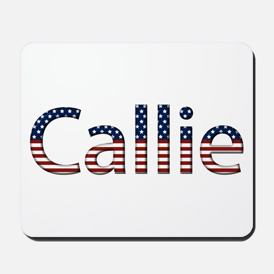 Callie Stars and Stripes Mousepad