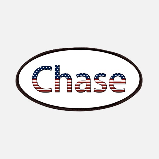 Chase Stars and Stripes Patch