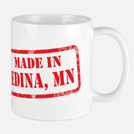 MADE IN EDINA, MN Mug