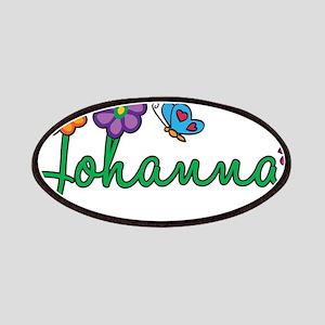 Johanna Flowers Patches
