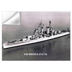 USS HELENA (CA-75) Wall Decal