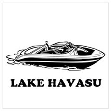 Lake Havasu Canvas Art