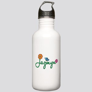 Jazmyn Flowers Stainless Water Bottle 1.0L