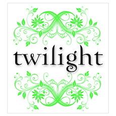 Twilight (Green) Poster