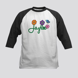 Jaylee Flowers Kids Baseball Jersey