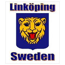 Linkoping Sweden Poster