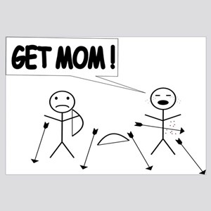 Get Mom! Bow and Arrow