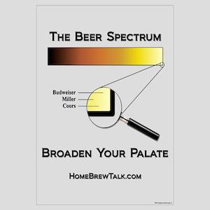 Beer Spectrum 16x20