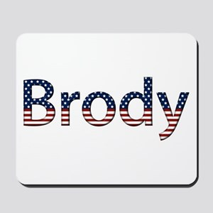 Brody Stars and Stripes Mousepad