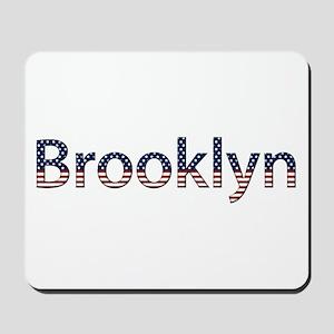 Brooklyn Stars and Stripes Mousepad