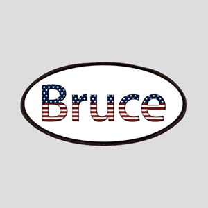 Bruce Stars and Stripes Patch