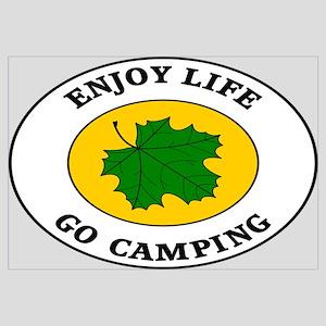 Enjoy Life Go Camping