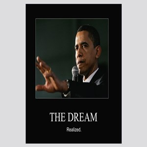 Obama -Dream Realized