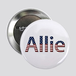 Allie Stars and Stripes Button