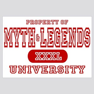 Myth & Legends University