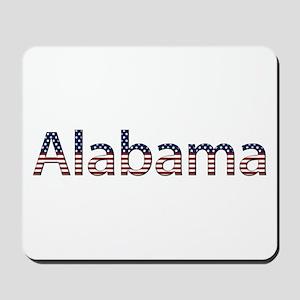 Alabama Stars and Stripes Mousepad