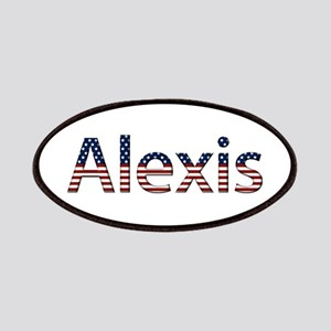 Alexis Stars and Stripes Patch