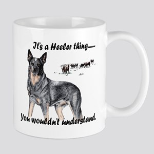 Its A Heeler Thing.... Mugs