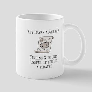 Algebra Pirate Mug