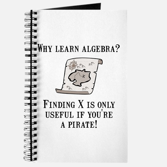 Algebra Pirate Journal