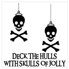 DECK the HULLS Poster