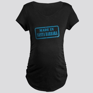 MADE IN SANTA BARBARA Maternity Dark T-Shirt