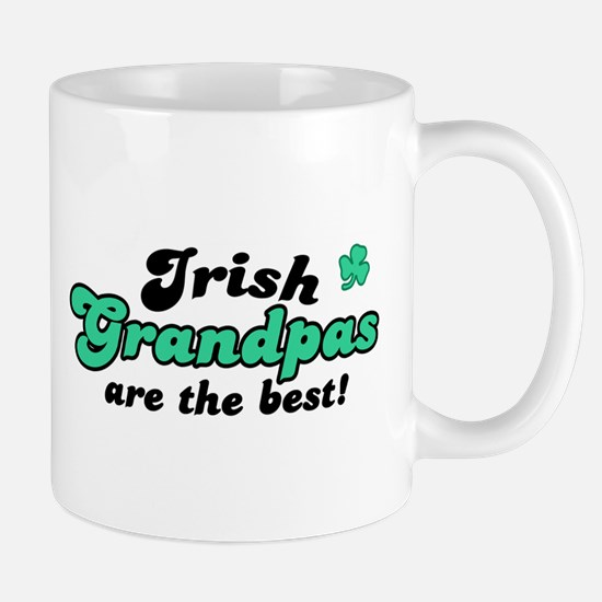 Irish Grandpas Mug