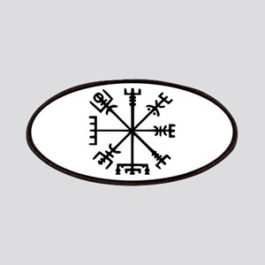 Viking Compass : Vegvisir Patches