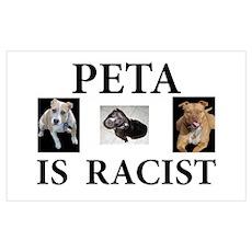 BAN PETA & BSL Poster