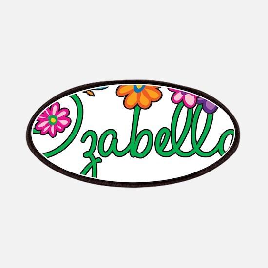 Izabella Flowers Patches