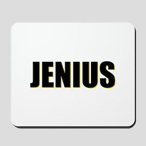 Jenius Genius Mousepad