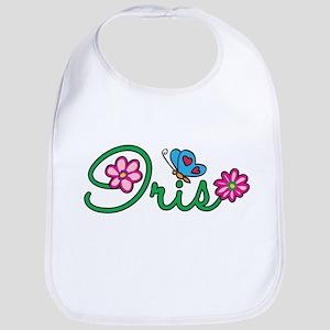 Iris Flowers Bib