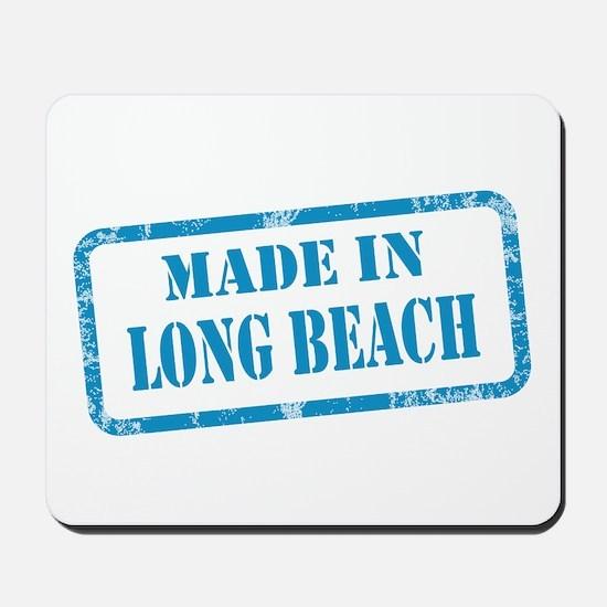MADE LONG BEACH, CA Mousepad