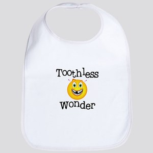 Toothless Wonder Bib